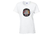 T-shirt Femme blanc Support UBAKA Occitanie